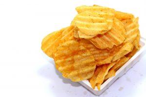 fiber in potato